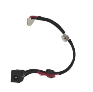 DC Power Jack για Toshiba C650 C655, 4pin, Cable - UNBRANDED 8545 BULK