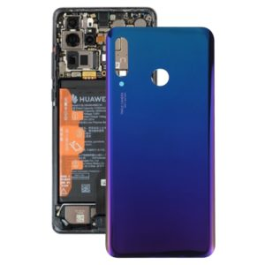 Battery Back Cover for Huawei P30 Lite (24MP)(Blue)