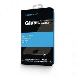 Mocolo 3D Tempered Glass Black για το Huawei P20 Pro