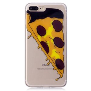 Pizza Pattern Soft TPU Case for iPhone 8 Plus & 7 Plus