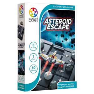 Smartgames επιτραπέζιο Asteroid Escape