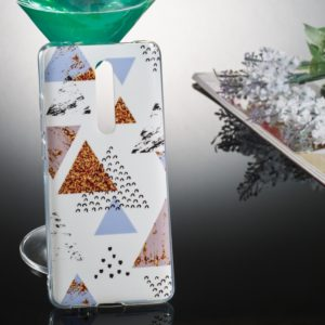 Coloured Drawing Pattern IMD Workmanship Soft TPU Protective Case For Xiaomi Mi 9T & Mi 9T Pro & Redmi K20 & Redmi K20 Pro(Hill Marble)
