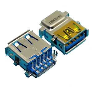 Bύσμα USB Laptop - Dell E5540 USB 3.0 Port Jack Socket Connector | E5540 (Κωδ. 1-USB013)