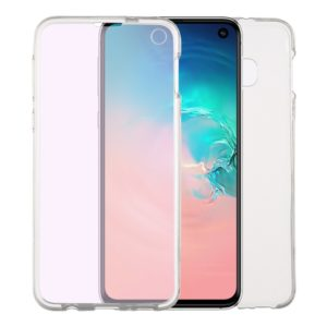 Ultra-thin Double-sided Full Coverage Transparent TPU Case for Galaxy S10e