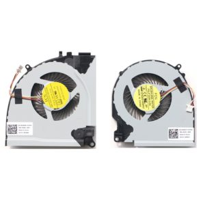 Ανεμιστηράκι Laptop - CPU Cooling Fan Dell Inspiron 15 7000 5577 5576 7557 7559 04X5CY FGLP-DFS2001053P0T (Κωδ. 80376)