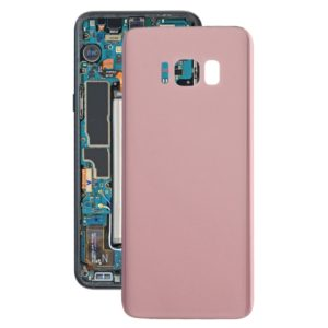 Original Battery Back Cover for Galaxy S8+ / G955(Rose Gold)