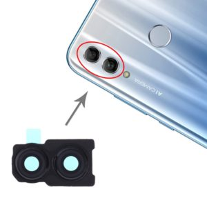Camera Lens Cover for Huawei Honor 10 Lite (Black)