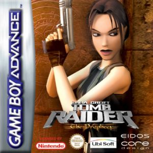 TOMB RAIDER PROPHECY (GBA/SP)