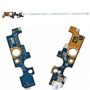 Power Switch Button Board Dell Inspiron 15-3558 5551 15-5000 5000 5555 5558 94MFG 10W9N D77FR32 NBX0001QF00 (Κωδ.1-BRD026)
