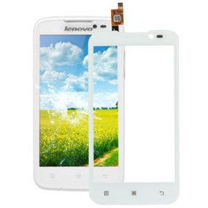 High Quality Touch Panel Digitizer Part for Lenovo A516(White)