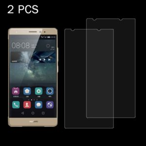 2 PCS for Huawei Mate S 0.26mm 9H Surface Hardness 2.5D Explosion-proof Tempered Glass Screen Film