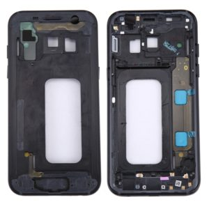 Middle Frame Bezel for Galaxy A3 (2017) / A320(Black)