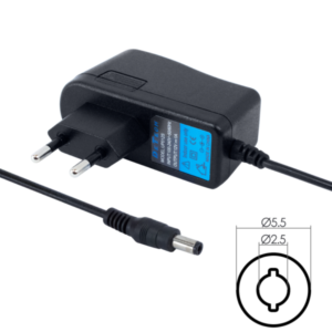 Adapter DeTech 12V/ 1A 5.5*2.5 - 207