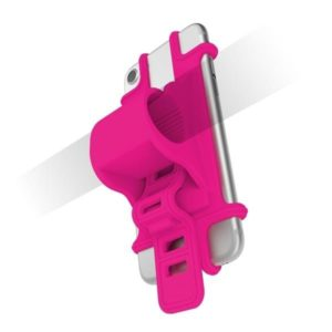 Celly Celly Universal Bike Holder- Βάση Ποδηλάτου - Pink (EASYBIKEPK)