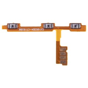 Power Button & Volume Button Flex Cable for Huawei Nova 4e