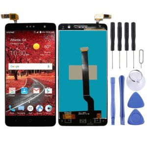 LCD Screen and Digitizer Full Assembly for ZTE Grand X 4 Z956(Black)