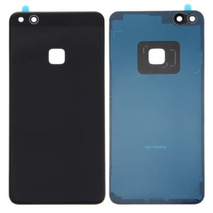 For Huawei P10 lite Battery Back Cover(Black)
