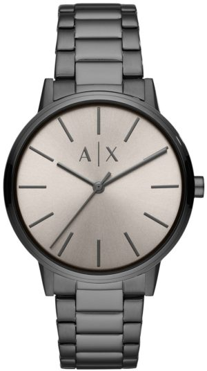 Armani Exchange AX2722 Black Stainless Steel Bracelet
