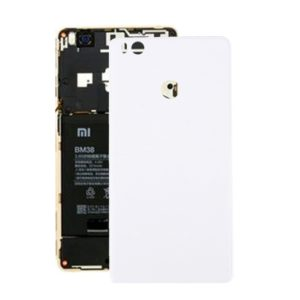 For Xiaomi Mi 4s Battery Back Cover(White)