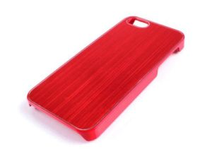 Reekin case for iPhone 5/5S - Metal Case IC-007 (Κόκκινο)