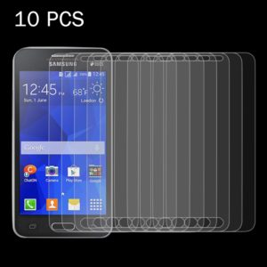 10 PCS 0.26mm 9H Surface Hardness 2.5D Explosion-proof Tempered Glass Screen Film for Galaxy Core 2 / G355H