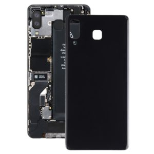 Battery Back Cover for Galaxy A8 Star (A9 Star)(Black)
