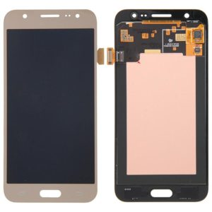Original LCD Screen and Digitizer Full Assembly for Galaxy J5 / J500, J500F, J500FN, J500F/DS, J500G/DS, J500Y, J500M, J500M/DS, J500H/DS(Gold)