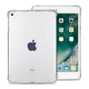 Highly Transparent TPU Full Thicken Corners Shockproof Protective Case for iPad Pro 11 (2018) (Transparent)