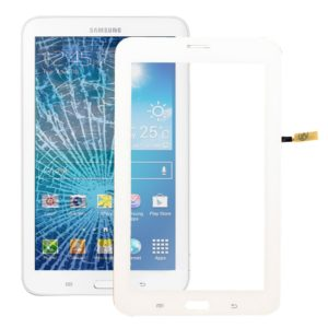 Original Touch Panel Digitizer for Galaxy Tab 3 Lite 7.0 / T110, (Only WiFi Version)(White)