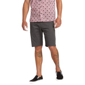 Volcom Youth Frickin Modern Stretch Charcoal Heather