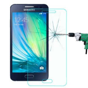 For Galaxy A3 / A300 0.26mm 9H Surface Hardness 2.5D Explosion-proof Tempered Glass Screen Film