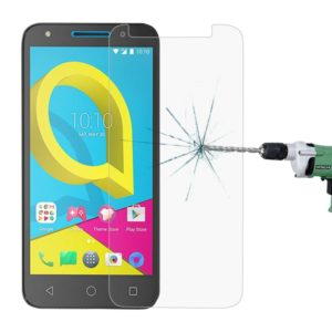 0.26mm 9H 2.5D Tempered Glass Film for Alcatel U5