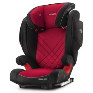 Recaro Monza Nova 2 SeatFix (Isofix) 15 - 36kg - Racing Red