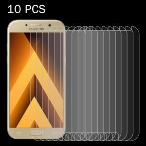 10 PCS for Galaxy A5 (2017) / A520 0.26mm 9H Surface Hardness 2.5D Explosion-proof Tempered Glass Non-full Screen Film