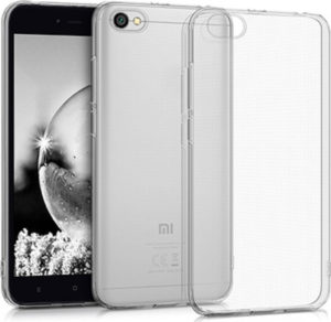 Slim case TPU 1mm for Xiaomi Redmi Note 5A Διάφανο