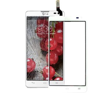 Touch Panel Digitizer Part for LG Optimus L9 II / D605(White)
