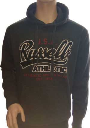 Russell USA-PULL OVER HOODY (A9-021-2-098 WM)