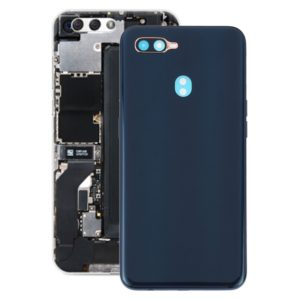 Battery Back Cover for OPPO A7(Blue)