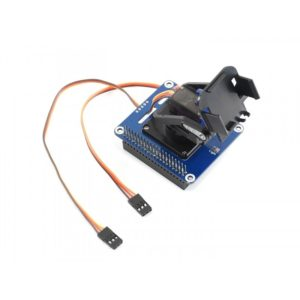 Waveshare 2-DOF Pan-Tilt HAT for Raspberry Pi, Light Intensity Sensing, I2C Interface (Waveshare)
