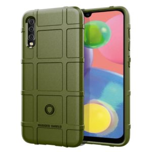 For Xiaomi Mi 9 Pro 5G Full Coverage Shockproof TPU Case(Army Green)