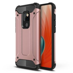 Magic Armor TPU + PC Combination Case for Huawei Mate 20 (Rose Gold)