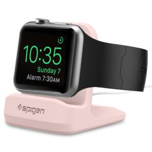Spigen SGP βάση για Apple Watch S350 night Stand - PINK SAND - 000CD21183