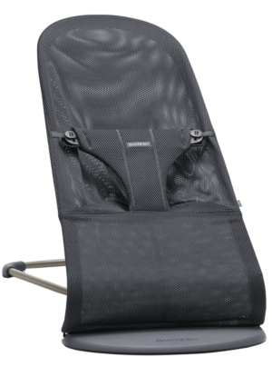 BabyBjorn Ρηλάξ Balance Bliss Mesh, Antracite