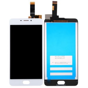 For Meizu M6 / M711Q / M711C / M711M LCD Screen and Digitizer Full Assembly(White)