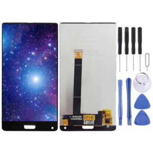 LCD Screen and Digitizer Full Assembly for Elephone S8(Black)