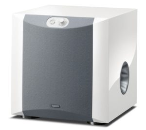 YAMAHA NS-SW200 Piano White Subwoofer
