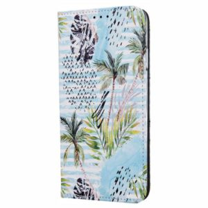 Smart Trendy case for iPhone SE 2020/8/7 Tropical Palm