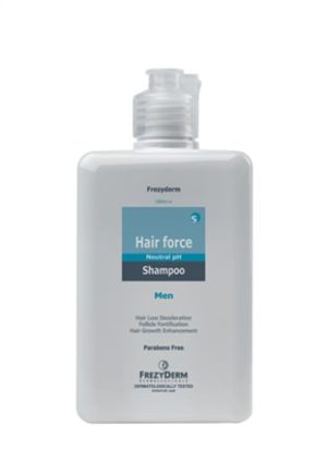 FREZYDERM HAIR FORCE MEN SHAMPOO 200ML