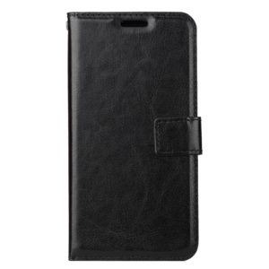 OEM Θήκη Huawei P20 Pro Leather Wallet Stand Case-black