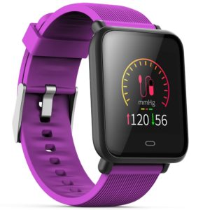 Q9 PURPLE Smart Watch for Android / iOS OEM